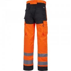 Warnschutz Bundhose Orange...