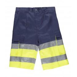 Warnschutzhose Shorts...