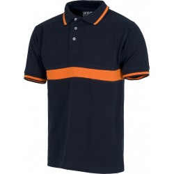 Polo-Shirt 100% Baumwolle...