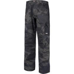 Camouflage Bundhose Grau...