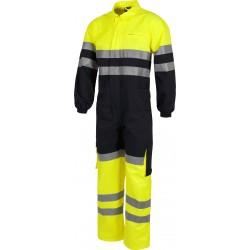 Warnschutz-Overall Blau...