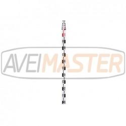 AVM Teleskophöhenmeter 5 Meter