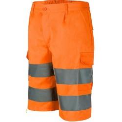 Warnschutzhose Orange...