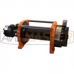 Hydraulik Seilwinde 6810 kg