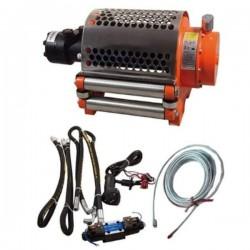 Hydraulik Seilwinde 9091 kg...