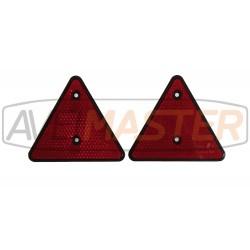 Dreieck-Reflektor Rot 155 x...