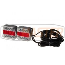 LED Magnet Rückleuchten mit...