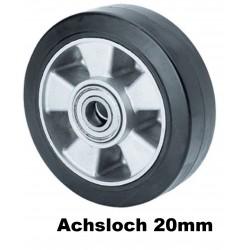 160x50mm Achsloch 20mm...