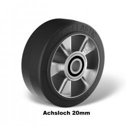 160x65mm Achsloch 20mm...
