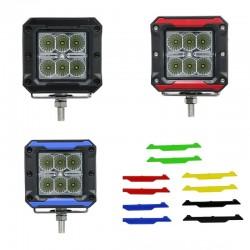 LED Arbeitsscheinwerfer 18W...