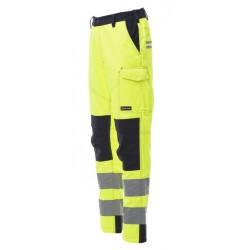 Warnschutz-Bundhose Gelb...