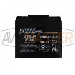 Start Booster Batterie 22 Ah